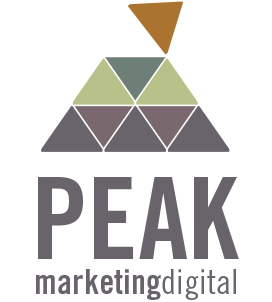 Peak Marketing Digital Retina Logo